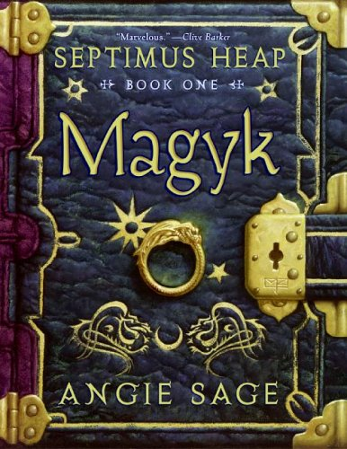 Magyk (Septimus Heap, #1)