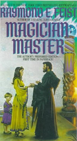 Magician: Master (The Riftwar Saga, #2)