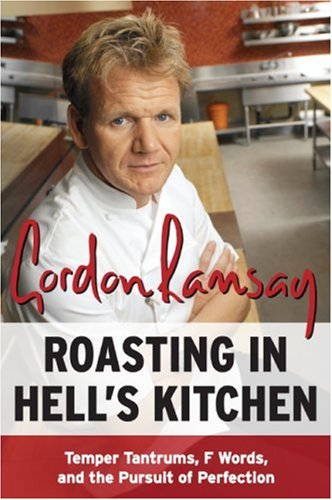 gordon ramsay roasting in hells kitchen