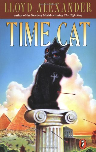 Time Cat book cover