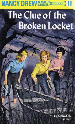 The Clue of the Broken Locket (Nancy Drew, #11)