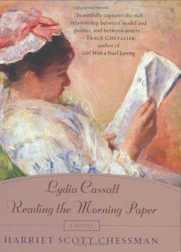 Lydia Cassatt Reading the Morning Paper