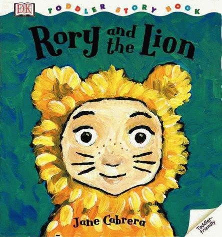 Toddler Story Book: Rory and the Lion