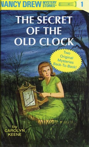 Nancy Drew Mystery Stories: The Secret of The Old Clock & The Hidden Staircase
