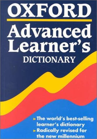 ���� ����� Oxford Advanced Learner's Dictionary 8th Edition