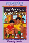 The Mystery of Case D. Luc (Cul-de-sac Kids)