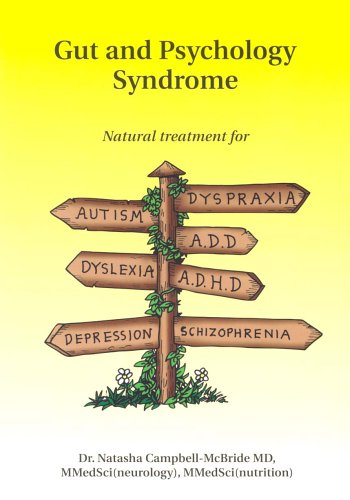 Gut & Psychology Syndrome book cover