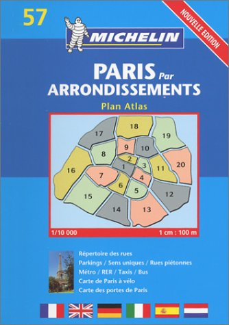 paris plan arrondissement. Par Arrondissements Plan