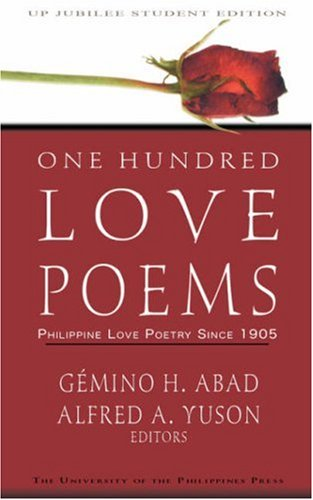 love poems tagalog. One Hundred Love Poems by
