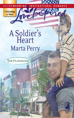 A Soldier's Heart (Love Inspired)