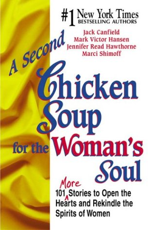 chicken soup for the teenage soul poems. A Second Chicken Soup for the