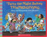 Twas The Night Before Thanksgiving (Bookshelf)