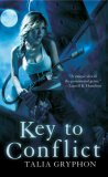 Key to Conflict (Gillian Key, ParaDoc, Book 1)