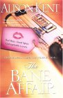 The Bane Affair (The Files of SG-5, Book 1)