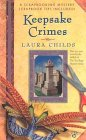 Keepsake Crimes (A Scrapbooking Mystery, #1)