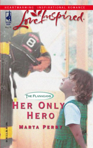 Her Only Hero (Love Inspired)