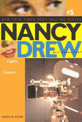 Nancy Drew  Lights Camera
