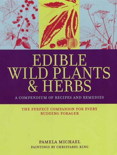 Edible wild plant recipes