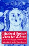Medieval English Prose for Women: Selections from the Katherine Group and Ancrene Wisse (Clarendon Paperbacks)