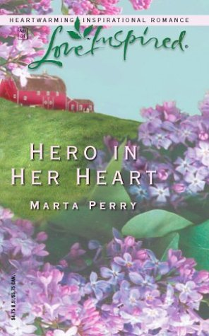 Hero In Her Heart (Love Inspired)