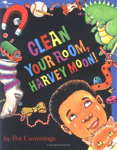 Clean Your Room, Harvey Moon!