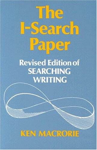 writing an i search paper
