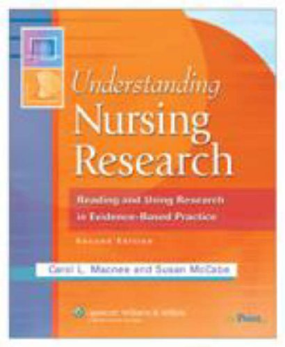 Understanding Nursing Research: Reading and Using Research in Evidence-Based