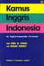 Kamus Inggris-Indonesia