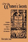 Women's Secrets: A Translation of Pseudo-Albertus Magnus's De Secretis Mulierum With Commentaries (S U N Y Series in Medieval Studies)