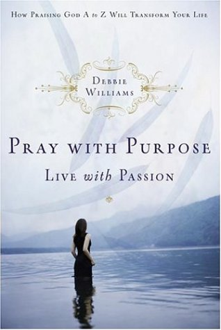 Pray with Purpose Live with Passion cover