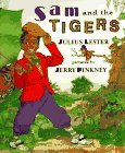 Sam and the Tigers: A New Telling of Little Black Sambo