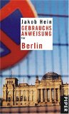 Gebrauchsanweisung fr Berlin