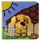 Little Puppy Finger Puppet Book: Finger Puppet Book