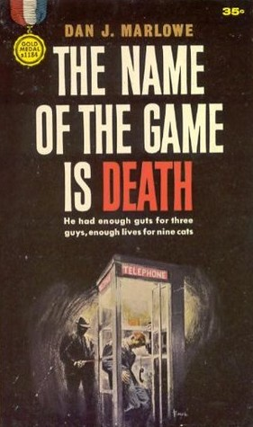 share_ebook Dan J Marlowe Name of the Game Is Death