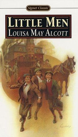 Little Men (Little Women, #2)