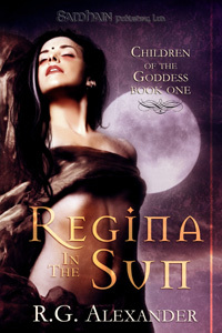 Regina in the Sun (Children of the Goddess, #1)