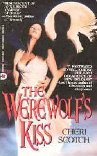 The Werewolf's Kiss (Voodoo Moon, #1)