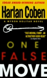 One False Move (Myron Bolitar Mysteries)