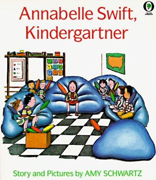 Annabelle Swift Kindergartner