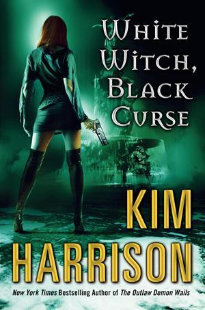 White Witch, Black Curse (Rachel Morgan/The Hollows, Book 7)