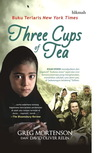 Three Cups of Tea (Tiga Cangkir Teh)