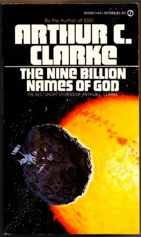 Barb S. (Brighton, MI)'s review of The Nine Billion Names of God