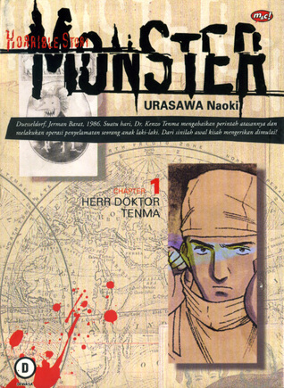 Horrible Story Monster Vol. 1 (Indonesian Edition)