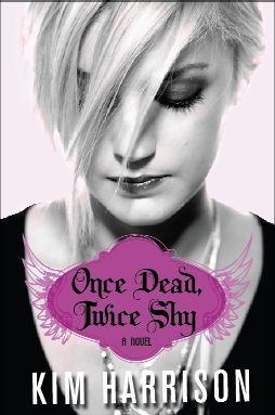 5083281 Smash Reviews Once Dead, Twice Shy by Kim Harrison