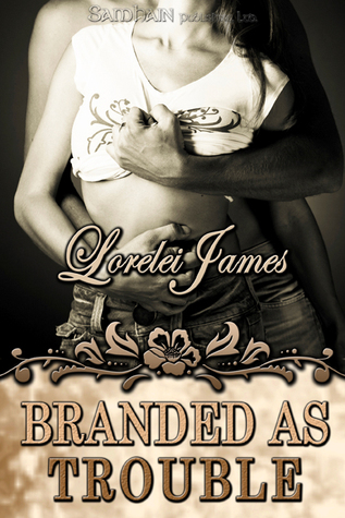 Branded as Trouble (Rough Riders #6)