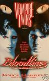 Bloodlines (Vampire Twins, Book 1)