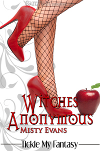 Witches Anonymous Book Cover