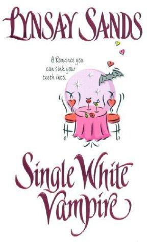 Single White Vampire (Argeneau, #3)
