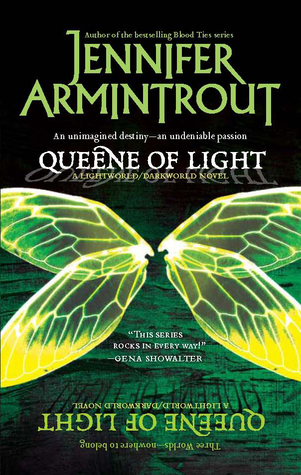 Queene of Light (Lightworld/Darkworld, #1)