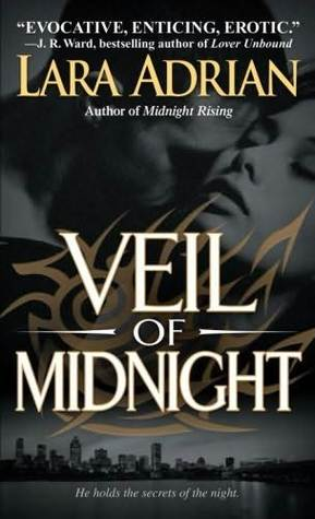 Veil of Midnight (Midnight Breed #5) by Lara Adrian